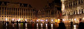 Брюссель - билеты на поезд