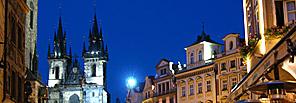 Prague - train tickets