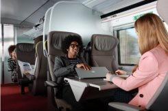 Eurostar - podróże pociągiem po Europie