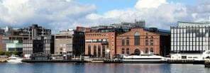 Bilety kolejowe Norwegia