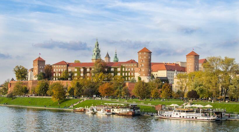 Cracow train tickets online