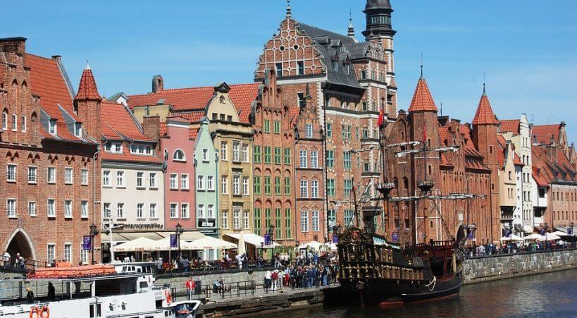 Gdansk train tickets online