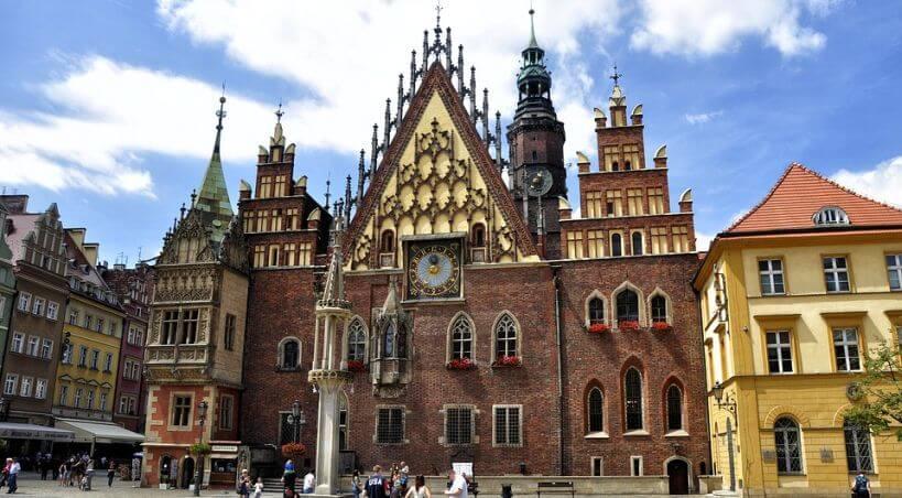 Wroclaw train tickets online
