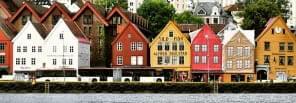 Bergen - bilety na pociąg
