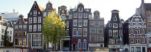 Amsterdam - bilety na pociąg