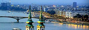 Budapest - train tickets