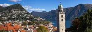Lugano - bilety na pociąg