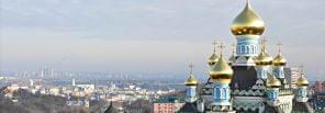 Kijów - bilety na pociąg