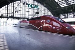 Thalys - train connections in Europe
