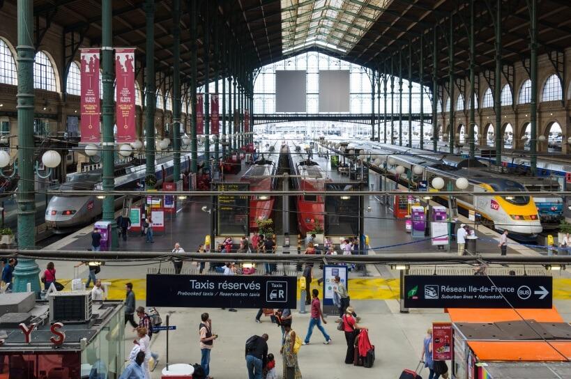 Eurostar - bilet online