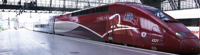 Thalys bilety kolejowe