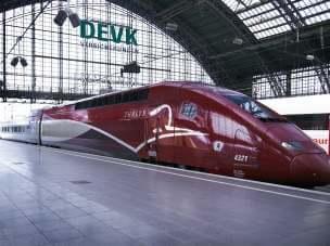 Thalys - pociągi Francja, Belgia, Holandia i Niemcy