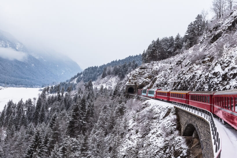 Glacier Expresss - bilety online