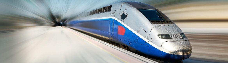 TGV, Thalys, ICE, AVE - koleje dużych szybkości