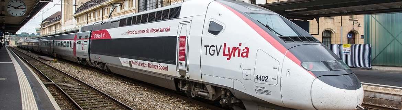 TGV - rezerwacja biletu kolejowego online