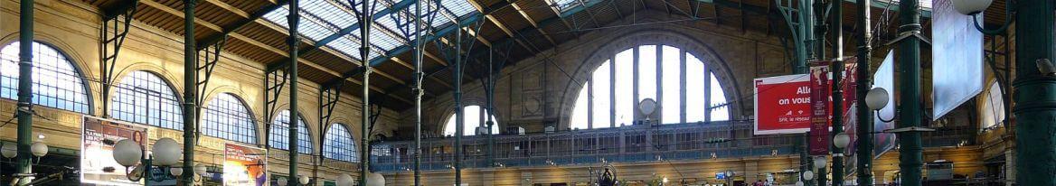 Londyn bilety kolejowe