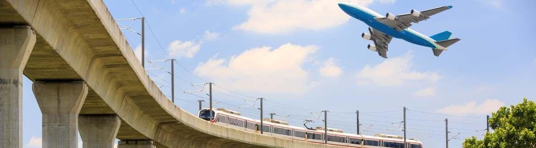 Podroże po Europie - pociąg czy samolot?