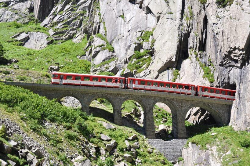 Wilhelm Tell Express - bilety kolejowe online
