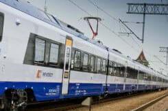 Железнодорожные сообщения Intercity