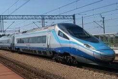 Железнодорожные сообщения PENDOLINO