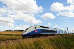Железнодорожные сообщения TGV