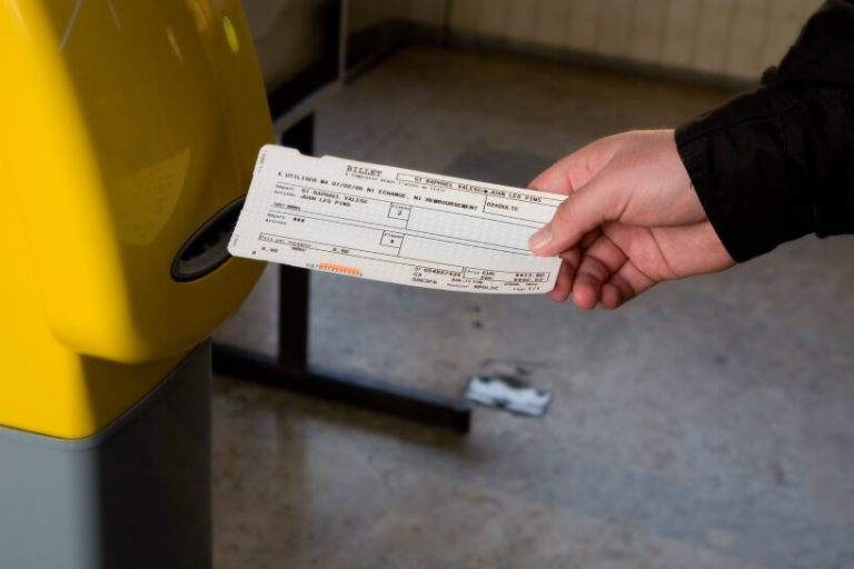 Train tickets online