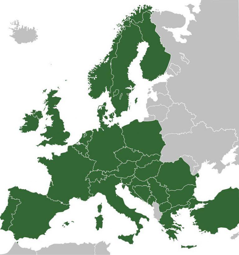 Interrail - european trains
