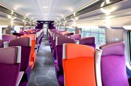 TGV - Второй класс