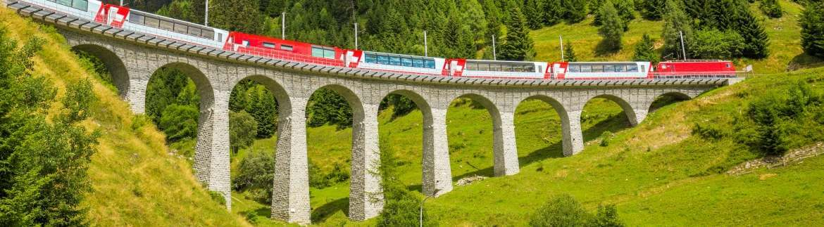 Bernina Express – Swiss passes