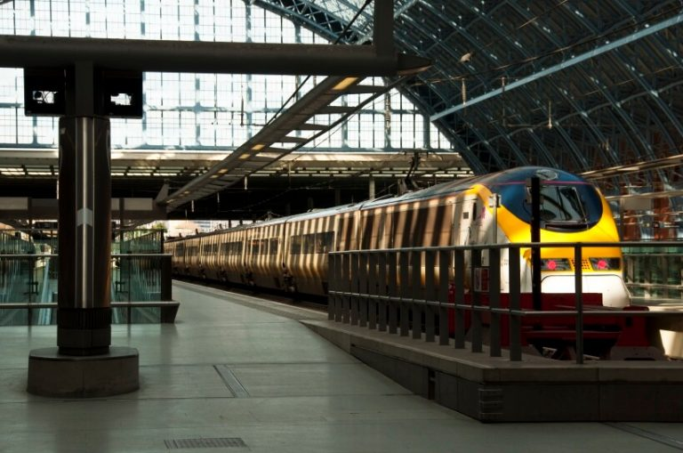 Eurostar - train ticket online