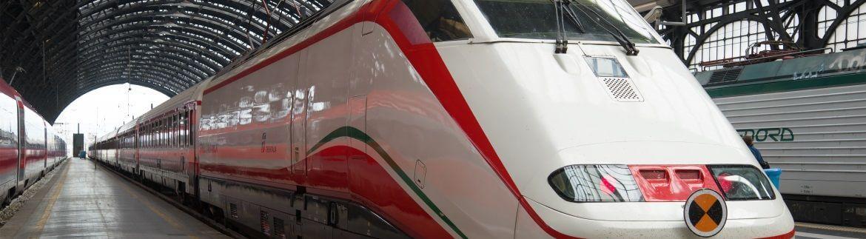 Frecciabianca - travelling in Italy
