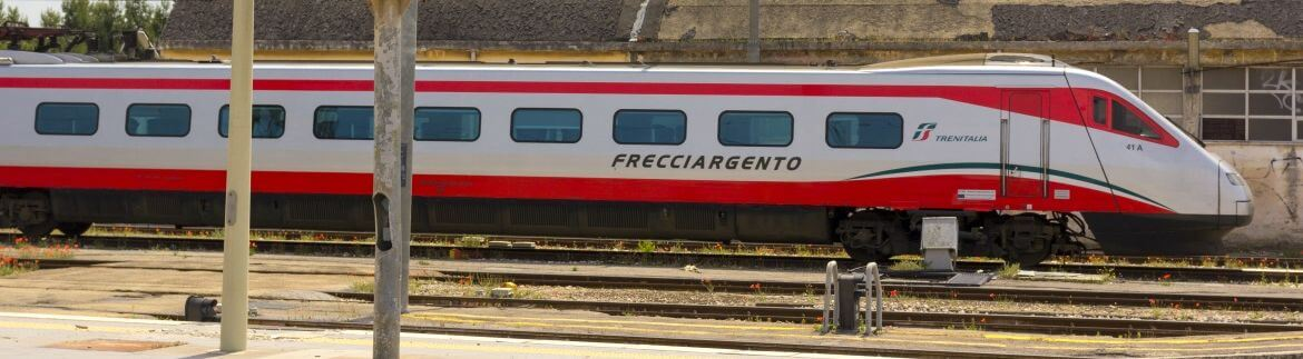 Frecciagento - travelling in Italy