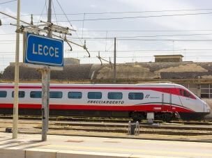 Frecciagento - Italian high-speed train