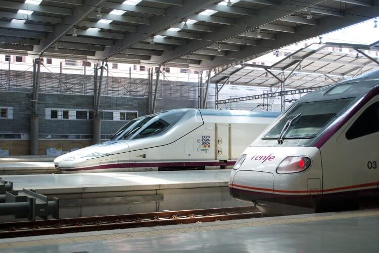 RENFE - train tickets online