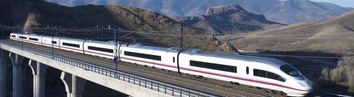 AVE - high-speed trains