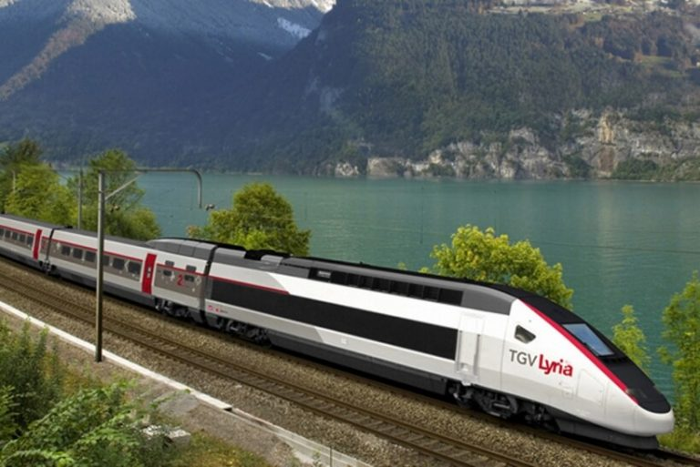 TGV online tickets