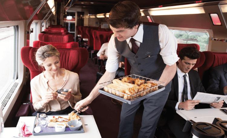 Thalys билеты онлайн