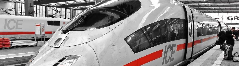 ICE - немецкая скоростная железная дорога