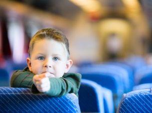 билет на поезд для ребенка