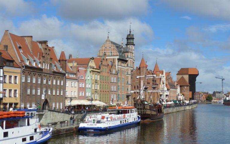 Gdansk - train tickets in Poland