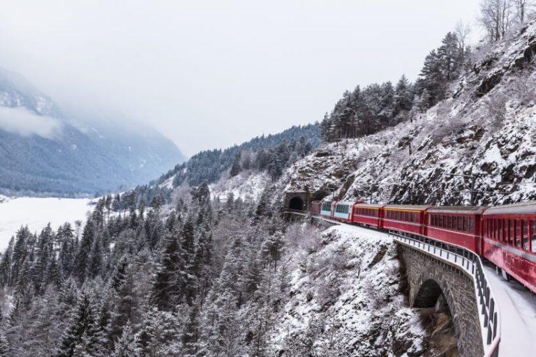 Glacier Express - bilety online