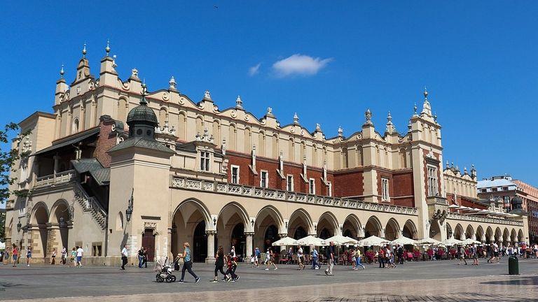 Kraków - rezerwacja biletów kolejowych