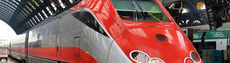 Поезда Frecciarossa