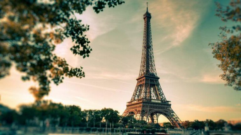 Pociąg do Paryża
