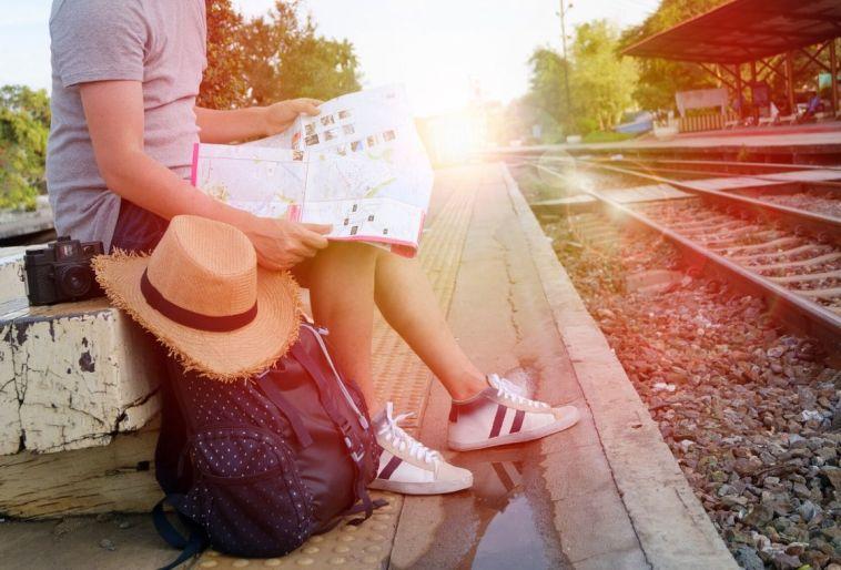 Pomysły na podróż pociągiem