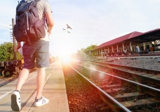 Planowanie podróży pociągiem