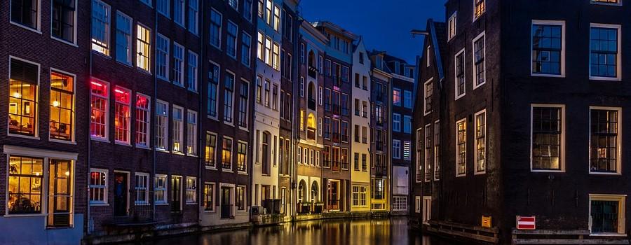 Tanie bilety autobusowe do Amsterdamu