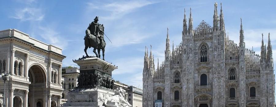 Tanie przejazdy do Mediolanu